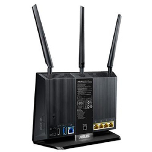 ASUS Dual-band Wireless-AC1900 Gigabit Router [RT-AC68U] - Router Consumer Wireless